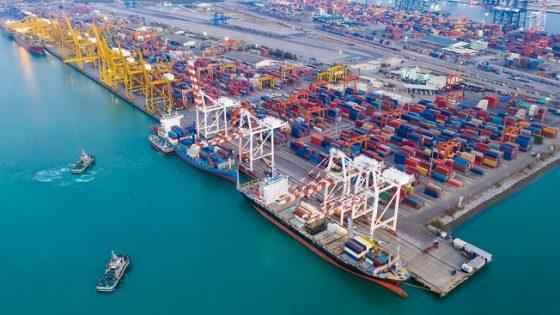 Logistic Hub of Thailand