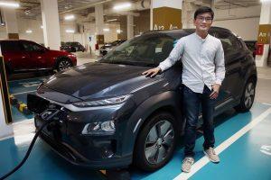 EV car news