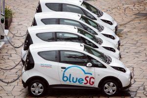 EV car in Singapore inlps